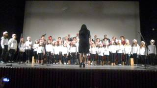 Markopoulo Choir- Greece 21/12/2014 (1)