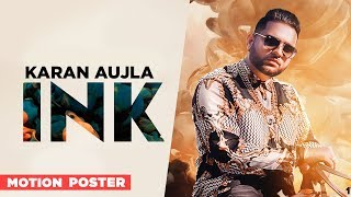 Motion Poster Ink Karan Aujla J Statik Releasing On 17th October 2019 Speed Records