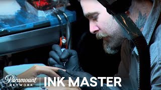 Flash Challenge Preview: Hail Mani: Part II - Ink Master, Season 6