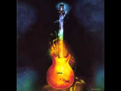 SANTANA  -BACK IN BLACK-