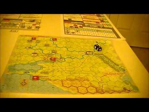 Case Blue Board Game : Unconditional surrender case blue 1b youtube