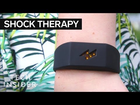 Electric-Shock Bracelet Made Me Quit Biting My Nails