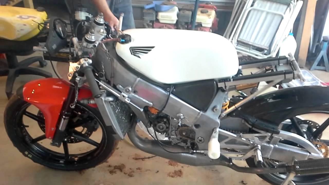 2004 Honda Rs125