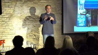 To Save Farming We have to Save Farmers | Eric Sannerud | TEDxMinneapolisSalon