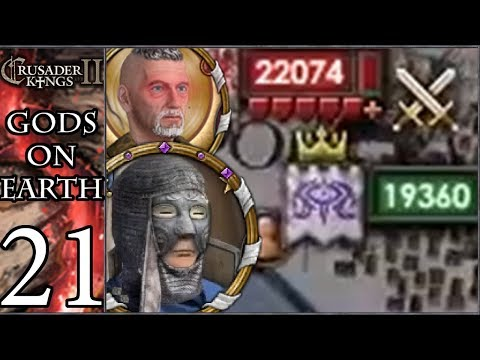 CK2: Gods On Earth #21 - Pagans Rise and Angels Fall (Series B