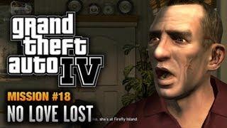 GTA 4 - Mission #18 - No Love Lost (1080p)