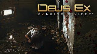 Пражский потрошитель ● Deus Ex: Mankind Divided #15 [PC] 1080p60 Max Settings