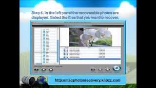 recover deleted 3gp video file