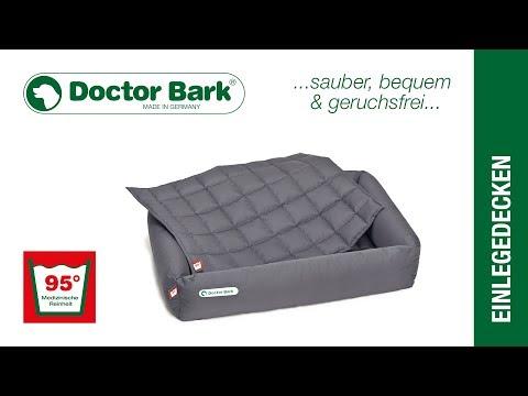 Doctor Bark Einlegedecken für Hundebetten