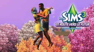Les Sims 3 En Route vers le Futur - Gameplay