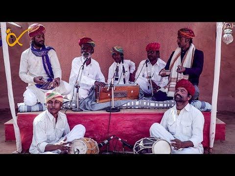 Gaffur Khan - Krishna Bhajan (Anahad Foundation - Folk Music Rajasthan)