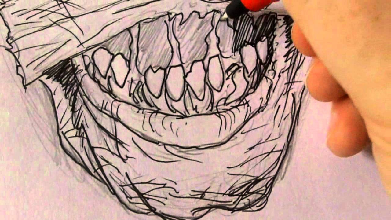 halloween mummy drawings