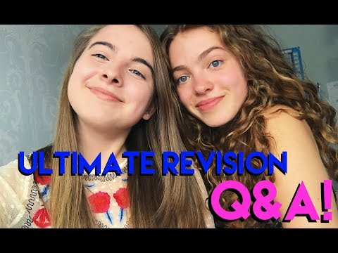 The ULTIMATE Revision Q&A with UnJaded Jade! | ALL your questions answered!