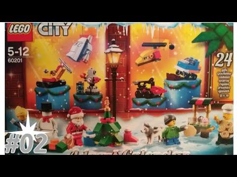 Calendrier Avent Lego City.Calendrier De L Avent Lego City 2018 02 Fr