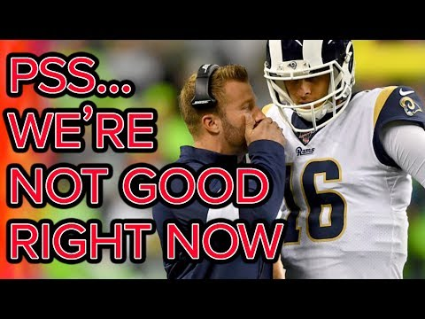What's wrong with the LA Rams?