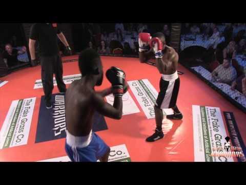 Dontel Forrester vs Fabian Shroter on UFW MMA