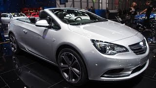 Opel Cascada Turbo 2014 Videos