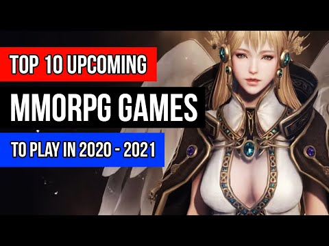 TOP 10 BEST Upcoming FREE MMORPG Games 2020 & 2021 For PC | You CAN'T Miss These!