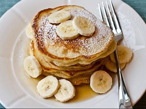 Banana Pancakes   One Pot Chef