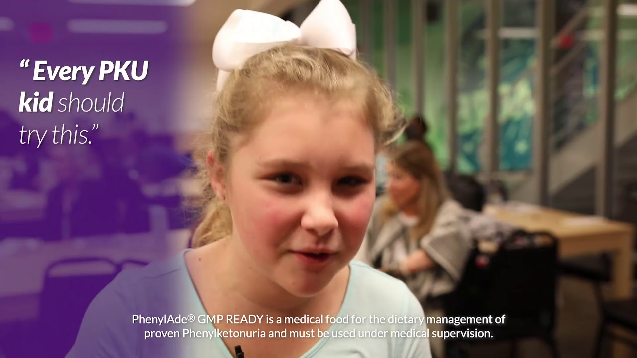 Annabelle's thoughts on PhenylAde GMP READY by Nutricia North America