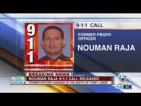 911 call made by Nouman Raja after Corey Jones shooting released
