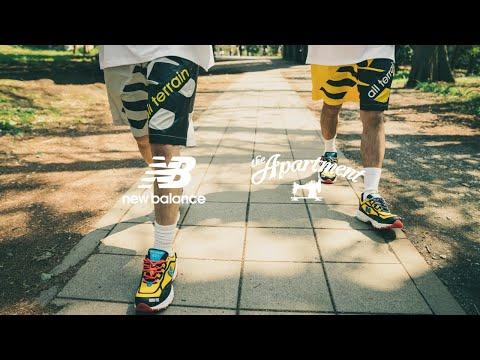"New Balance × the Apartment / ML801GTX ""toucan"""