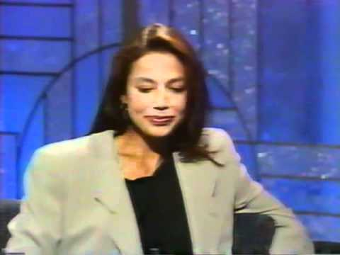 Justine Bateman on Arsenio Hall
