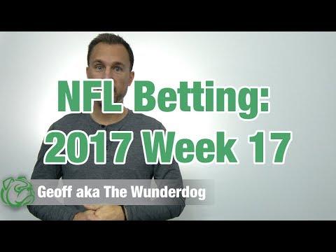 Week 17 NFL Picks 2017