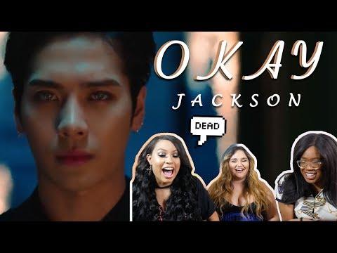 JACKSON OKAY MV REACTION || TIPSY KPOP