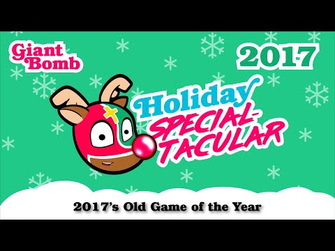 Game of the Year 2017: 2017's Old Game of the Year