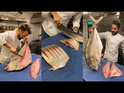 different fish recipes. By chef faruk GEZEN.  – Faruk şef ayna balığı tarifi.