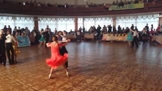 Samba Cup (Yunenta Dance Open Cup - 2016, Truskavets)