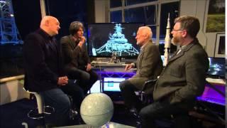 Stargazing Live: Tracking Apollo 11