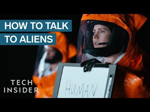 How Humans Can Communicate With Aliens