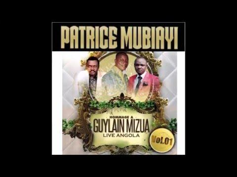 Patrice Mubiayi — LIVE ANGOLA (Hommage à Guylain Mizua, vol. 1 -Album 2015)