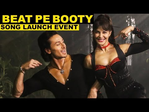 Uncut Beat Pe Booty Official Song Launch Event Tiger Shroff A Flying Jatt