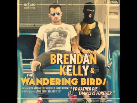 Brendan Kelly and The Wandering Birds  Suffer the Children,Come Unto Me