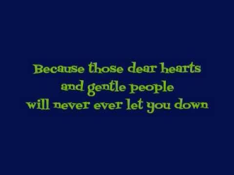 Bob Crosby - Dear Hearts And Gentle People [lyrics]