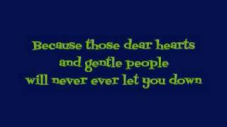 Video Bob Crosby - Dear Hearts And Gentle People [lyrics] download MP3, 3GP, MP4, WEBM, AVI, FLV Agustus 2018
