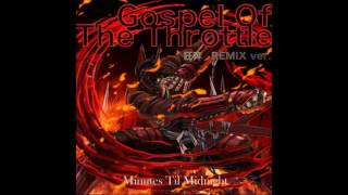 Drifters Opening Full Gospel Of The Throttle 狂奔Remix Ver