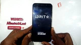 Hard Reset IBRIT SPEED X
