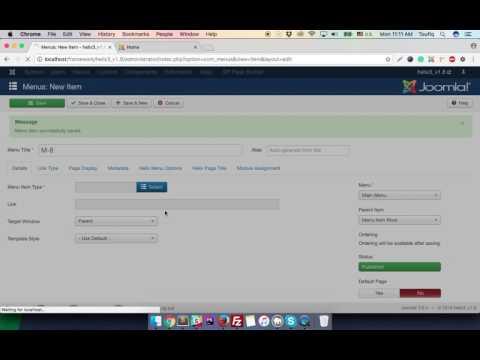 How to create mega menu using Helix3