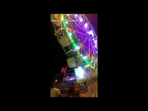 Greensboro NC Ferris Wheel Accident