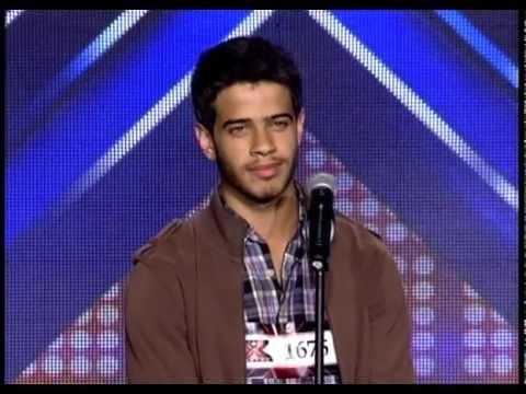 تجارب الاداء ادهم نابلسي صاحب الاداء الرائع- The X Factor 2013