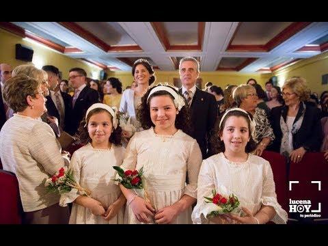 VÍDEO: Fiestas Aracelitanas 2018. Proclamación de la Aracelitana Mayor y Corte de Honor