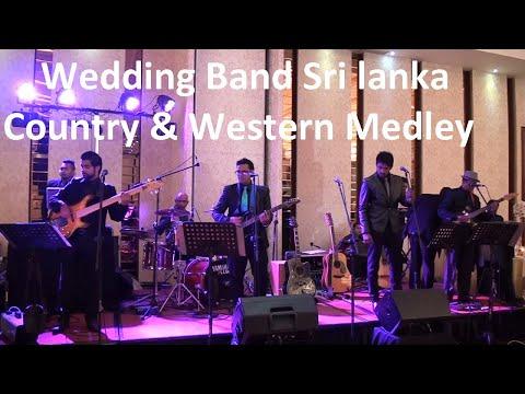 Wedding Band Sri lanka -Country & Western Medley -Why Five
