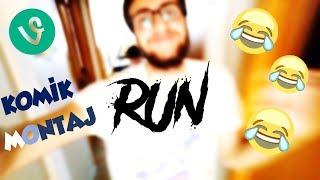 RUN! - KOMİK MONTAJ