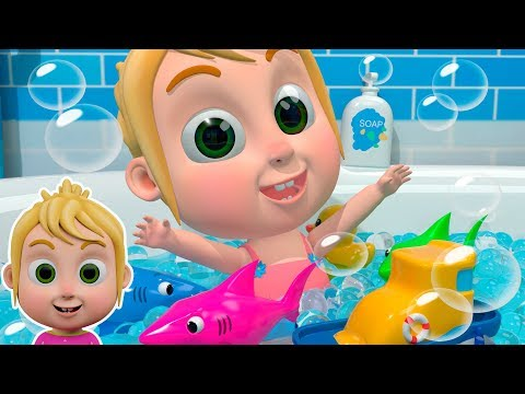 We Get Clean Song | Mary's Nursery Rhymes