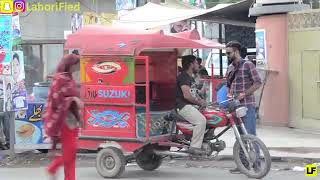 Indian Guest in Pakistan SOCIAL EXPERIMENT LahoriFied