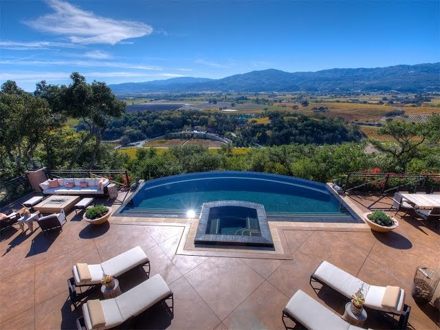 Wine Country Masterpiece in St. Helena, California